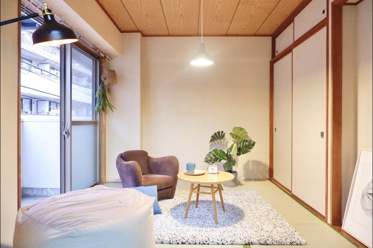 「和室」を賢く使って、広い部屋に住む。東京近郊・2LDK以上12万円以下のお部屋まとめ