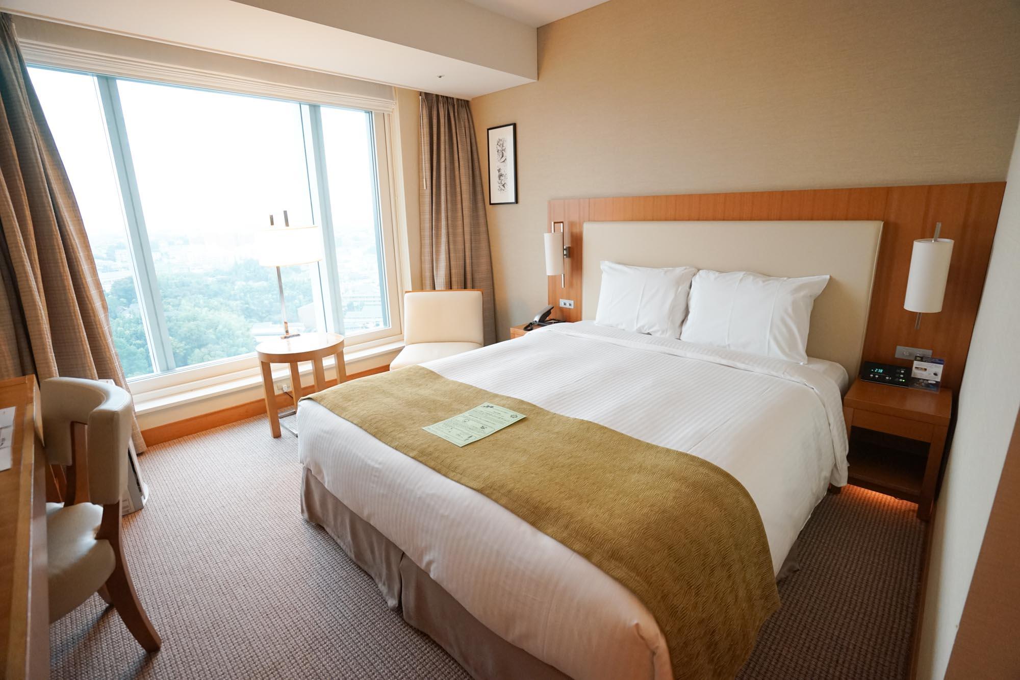 新幹線駅直結の利便性の良さは想像以上。ホテルアソシア新横浜 宿泊レビュー!