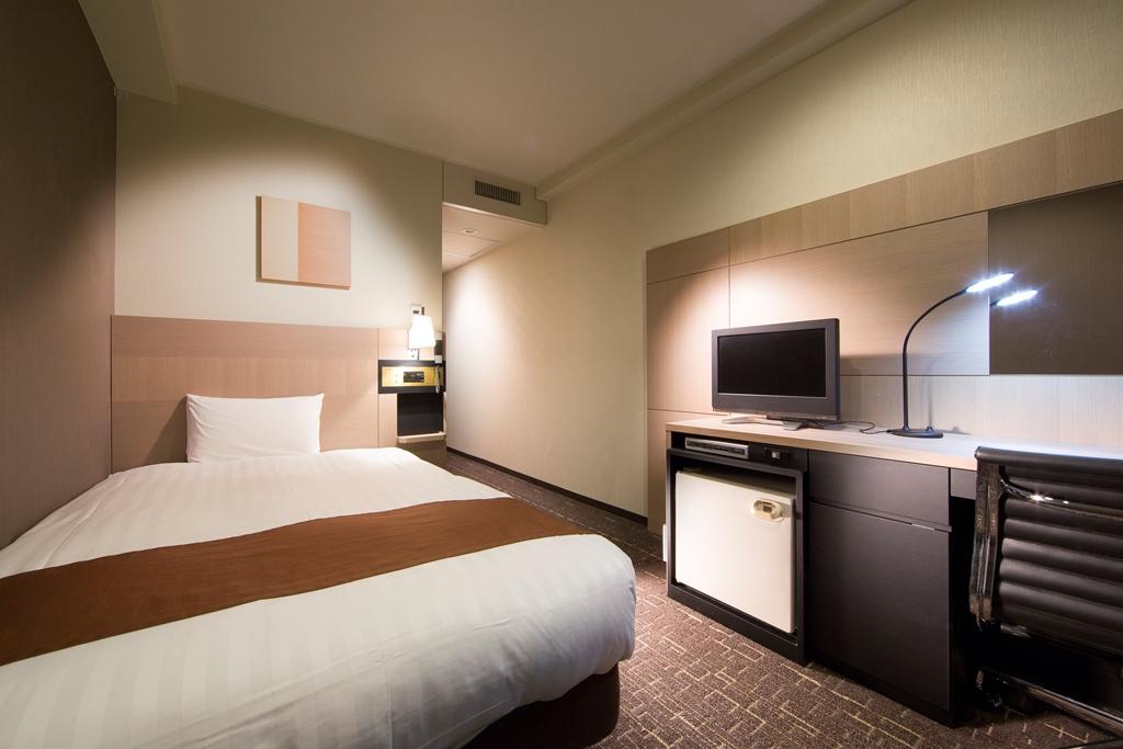 長期の出張や、急な転勤などでも便利に、快適に使っていただけそう!お部屋はスタンダードシングルとツインから選べます。