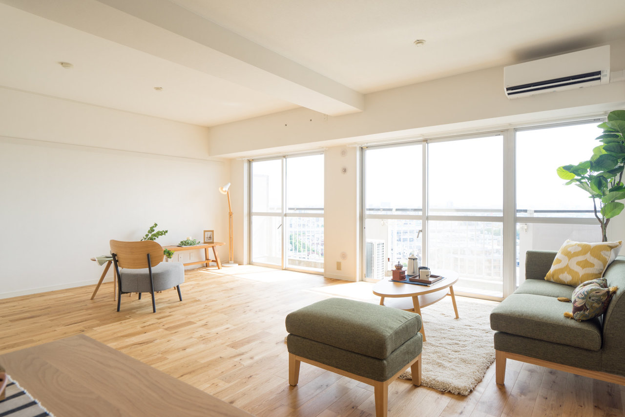 団地を自分好みにリノベしよう。北九州市住宅供給公社の『えらべるリノベーション』はじまります