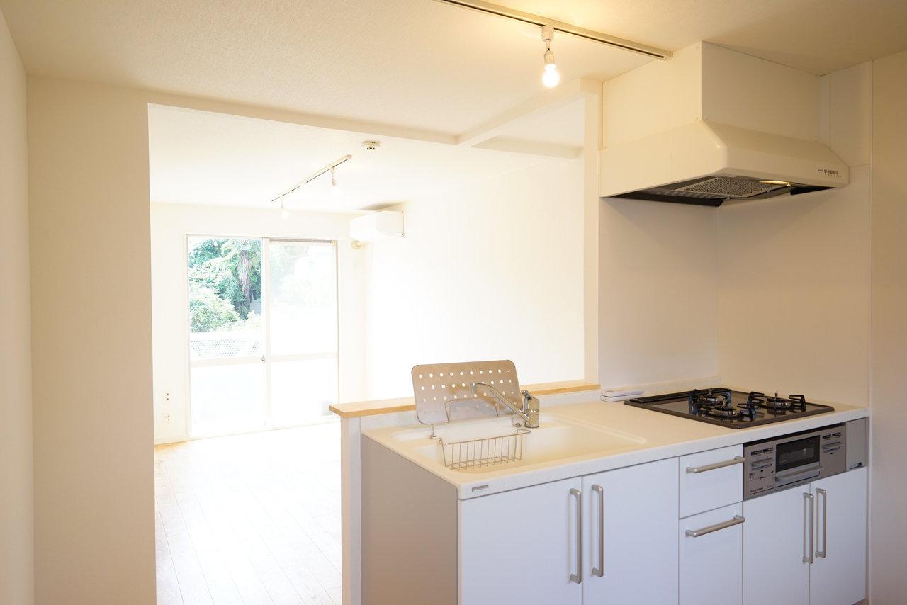 「カウンターキッチンがあるお部屋」の検索は、goodroomサイト・アプリからどうぞ