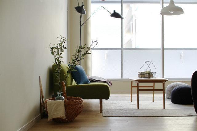 goodroomのオリジナルリノベーション「TOMOS」でデザインされたお部屋。※現在工事中なので、3月下旬に入居可能予定のお部屋です