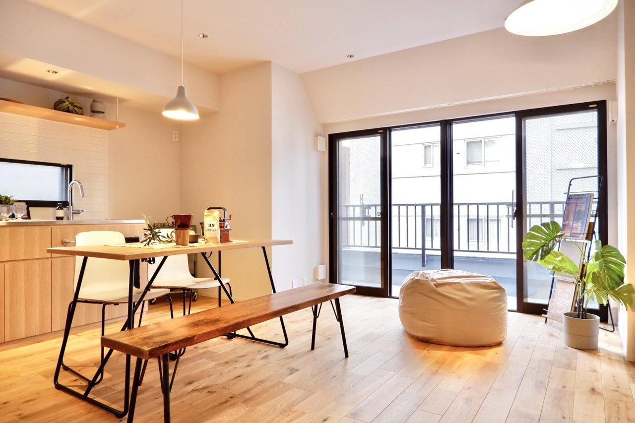 無垢床の賃貸の検索は、グッドルームのサイト・アプリからどうぞ