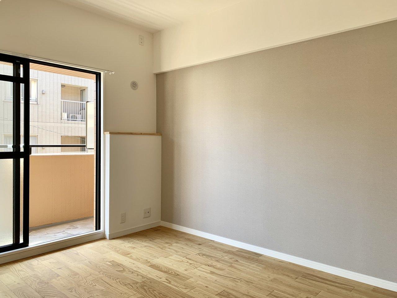 洋室のうち二部屋はリビングに隣接しています。家族の存在を感じながら過ごす暮らし。いいですね。