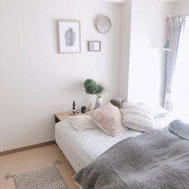 寝室は第二のリビング。おしゃれなベッドサイドの実例まとめ