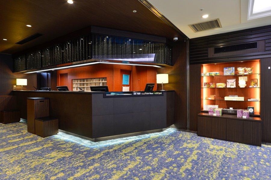 GOOD OFFICE有楽町から電車で10分、歩いても17分という立地にある、こちらのホテル。月額79,100円のシングルルームには、多くのお問合せをいただいている、人気のホテルです。
