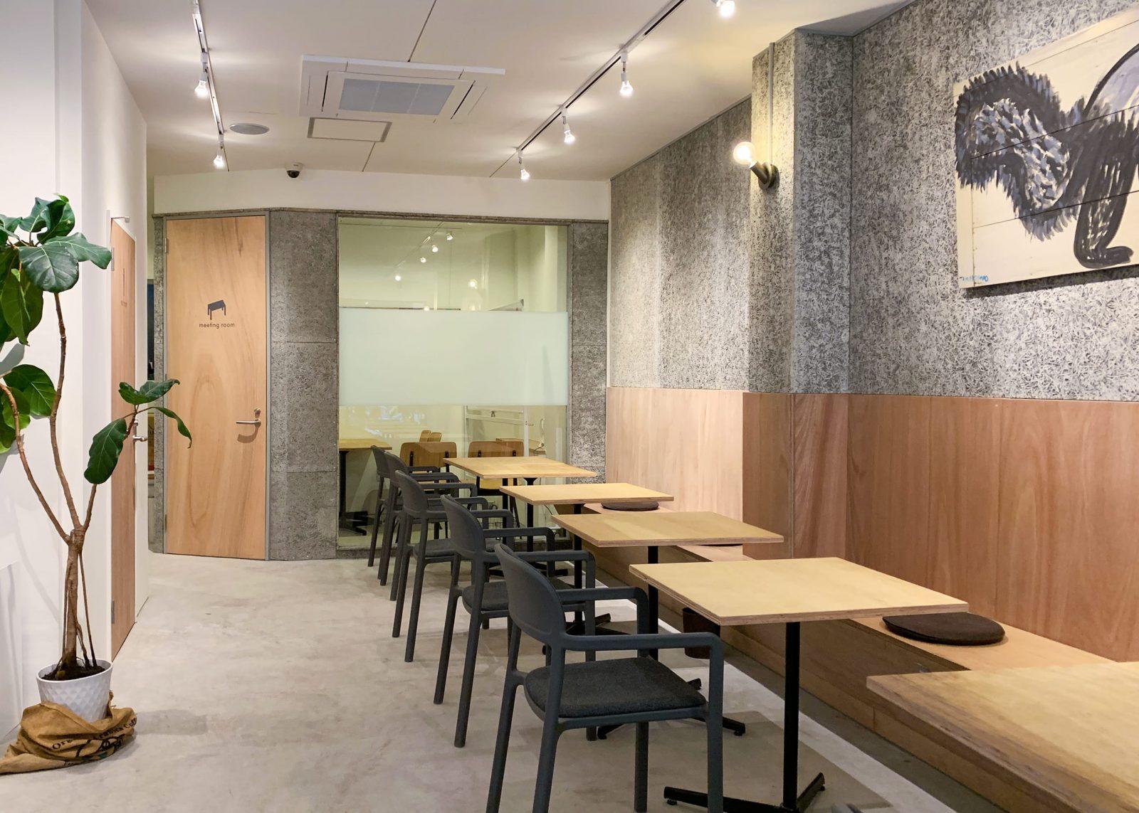 大阪にあるGOOD OFFICEは、大阪市中央線・堺筋本町駅から徒歩3分の場所にあります。ビジネス街で便利な立地です。