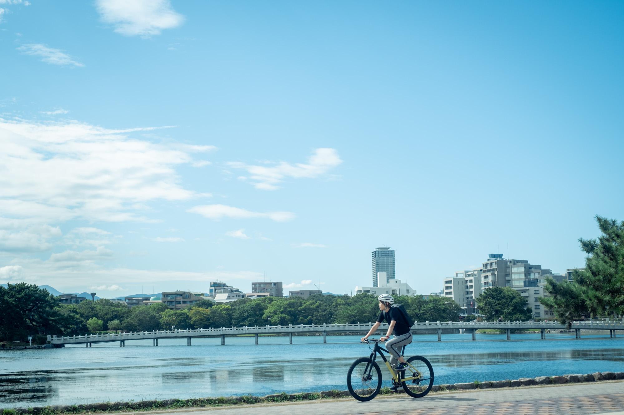福岡・西新に「自転車と暮らすアパートメント」が誕生予定!DIY壁に土間、自転車ショップ&カフェも。欲しかった暮らしを叶えてくれそうです