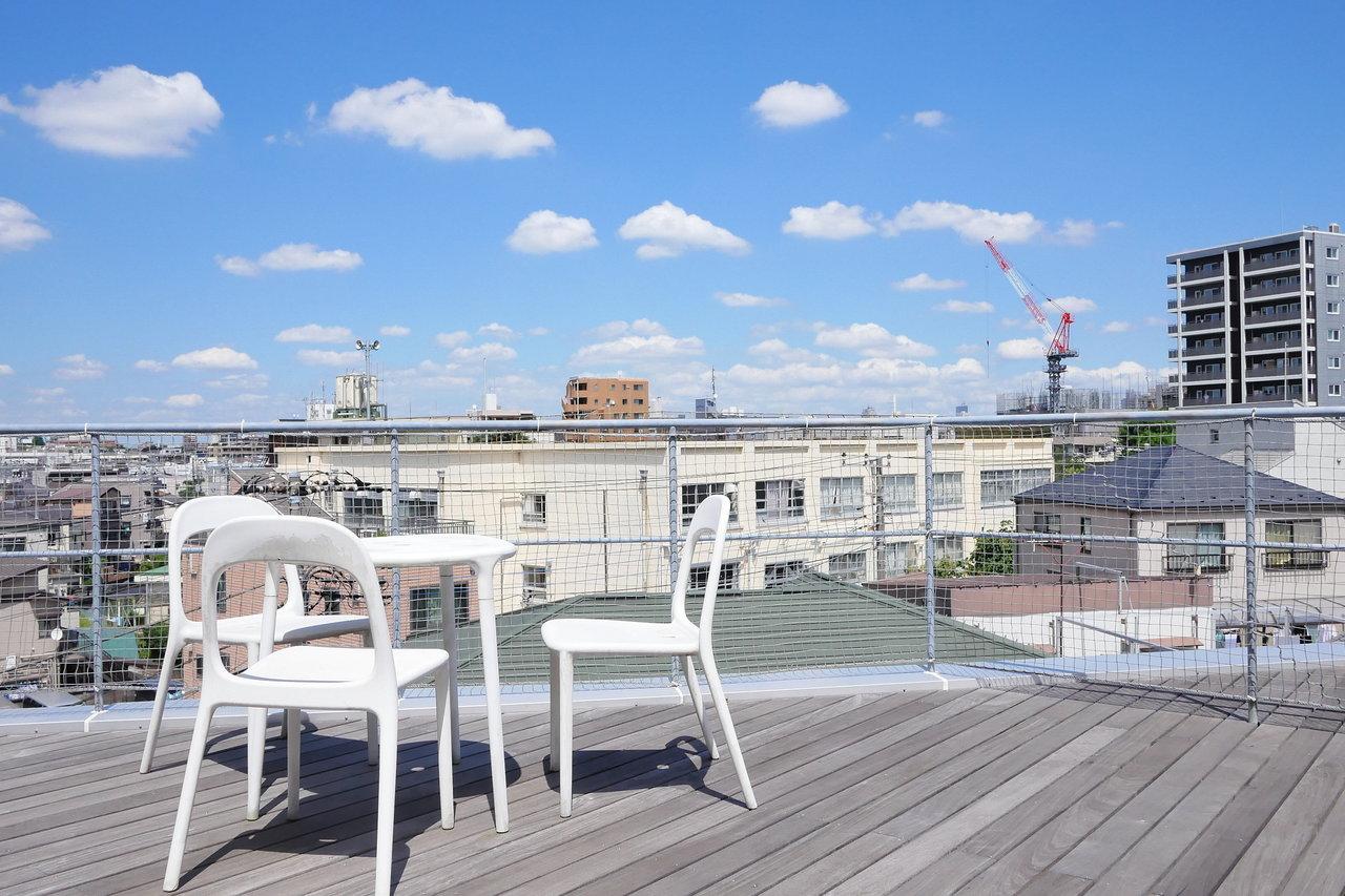 おうち時間の充実をサポートします。東京都内・共有キッチンやテラスがあるお部屋まとめ