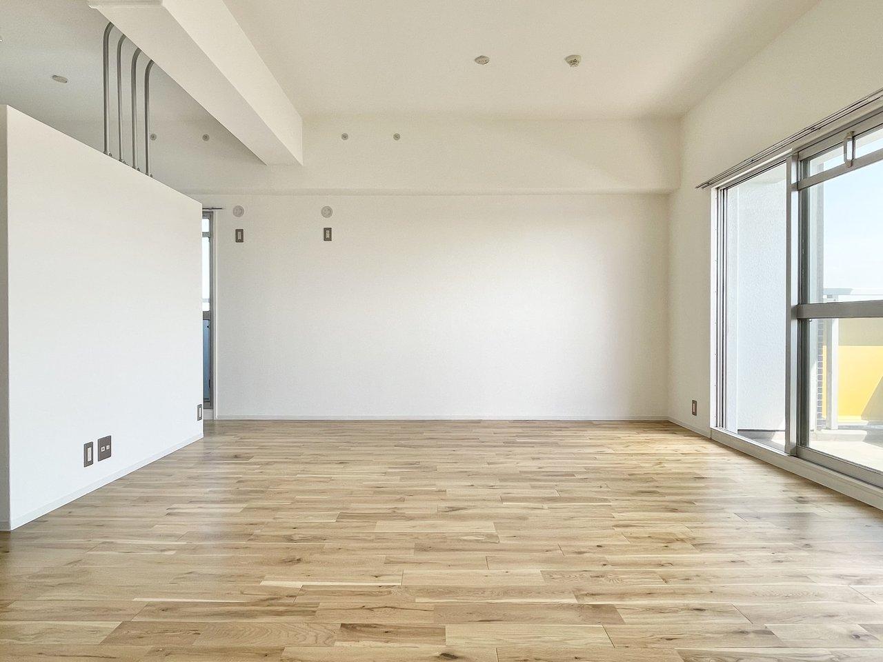 「やりたいこと」を形にしていこう。大阪の40㎡以上、一人暮らし~二人暮らし向けのお部屋まとめ