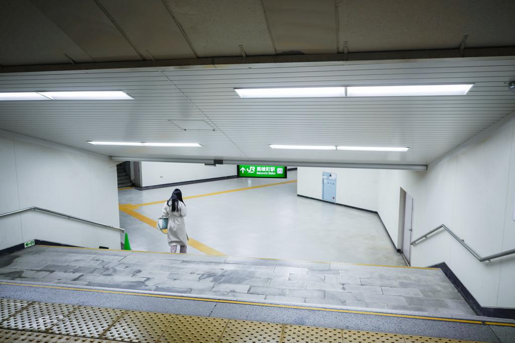 馬喰町駅へは、ホテルの出口すぐの場所に地下道があり、ほぼ直結で向かうことができます