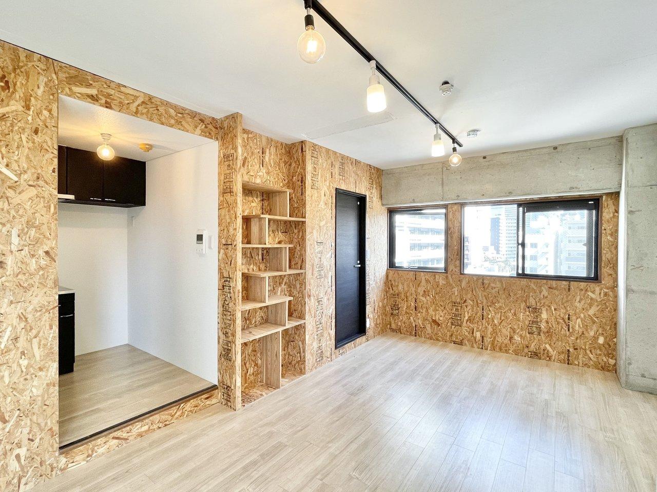 足裏に、指先に「本物」を。無垢床など、本物の木材を使った大阪のお部屋まとめ