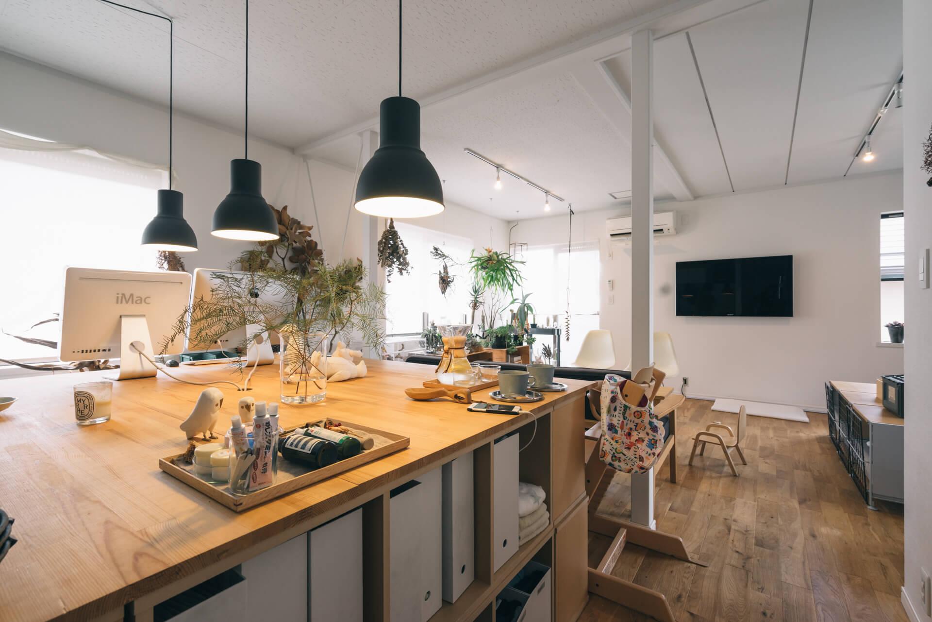 参考記事:賃貸でもお部屋のイメージが大きく変わる。照明の基本を知ろう