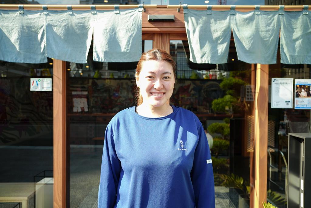 縁道のマネージャー、中澤さんにお話を伺いながら、1泊のお試し宿泊をさせていただきました。
