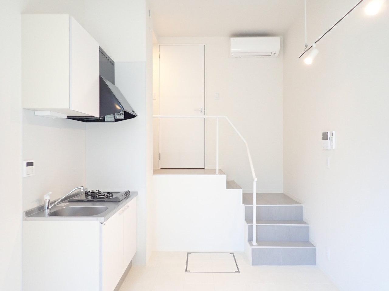 清潔感あふれる白が主役!東京都内&近郊・一人暮らし向けのお部屋まとめ
