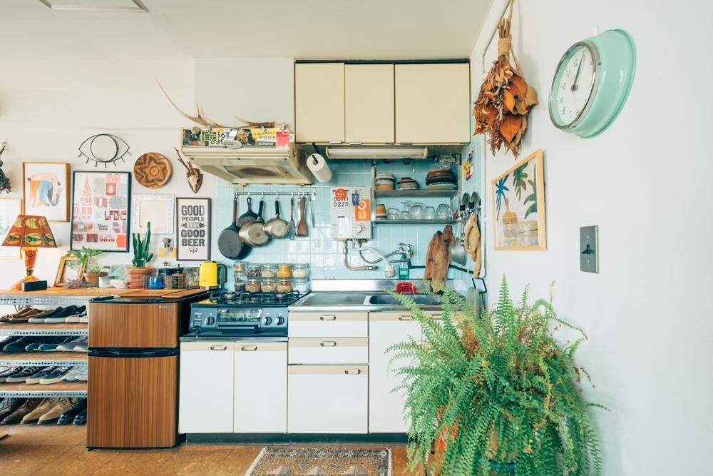 賃貸のキッチン、スパイス&調味料のおしゃれな収納方法をおしえて!