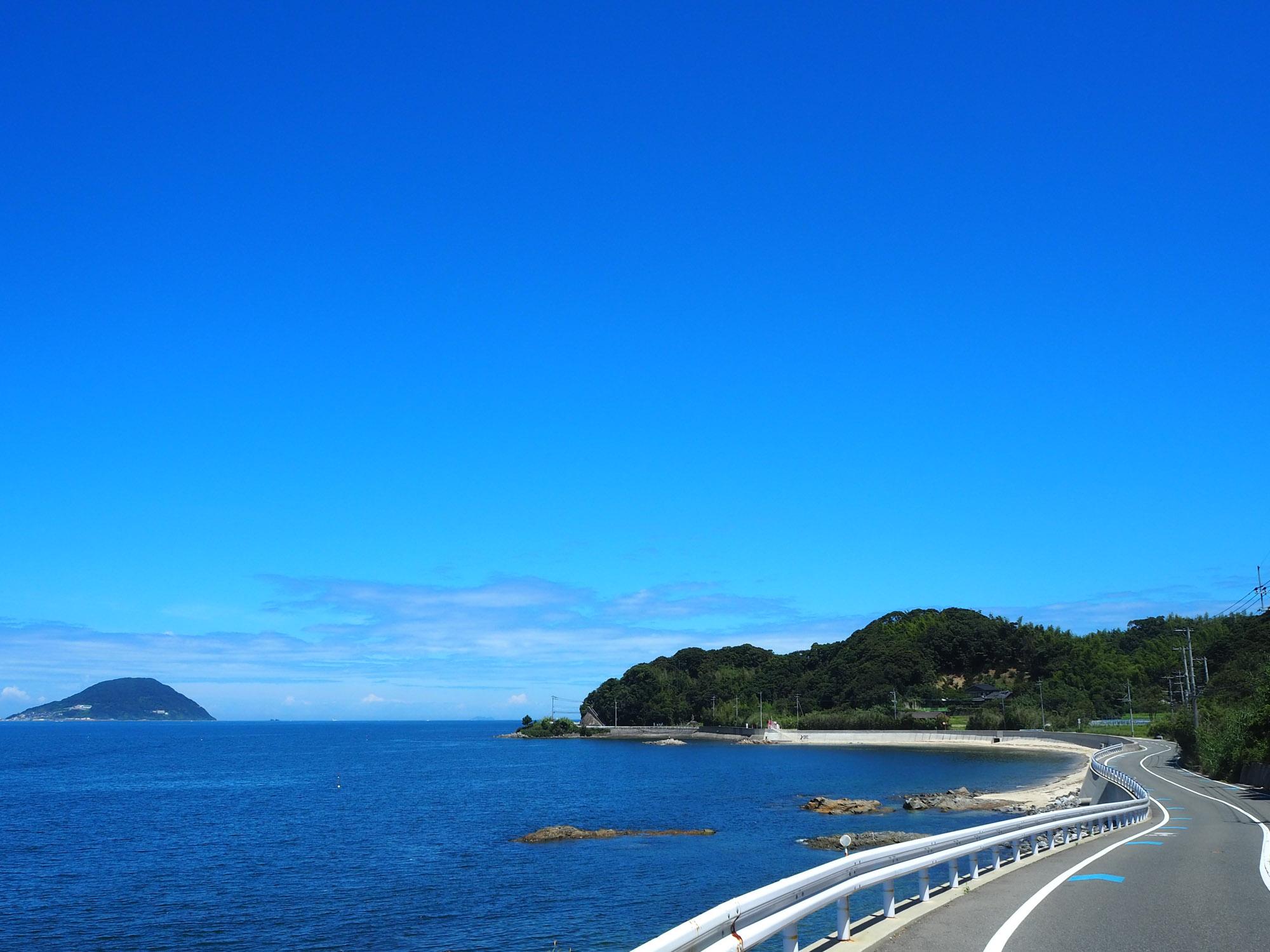 自転車で島を一周!福岡で夏を楽しむ「志賀島」の絶景&おすすめスポットをまとめました
