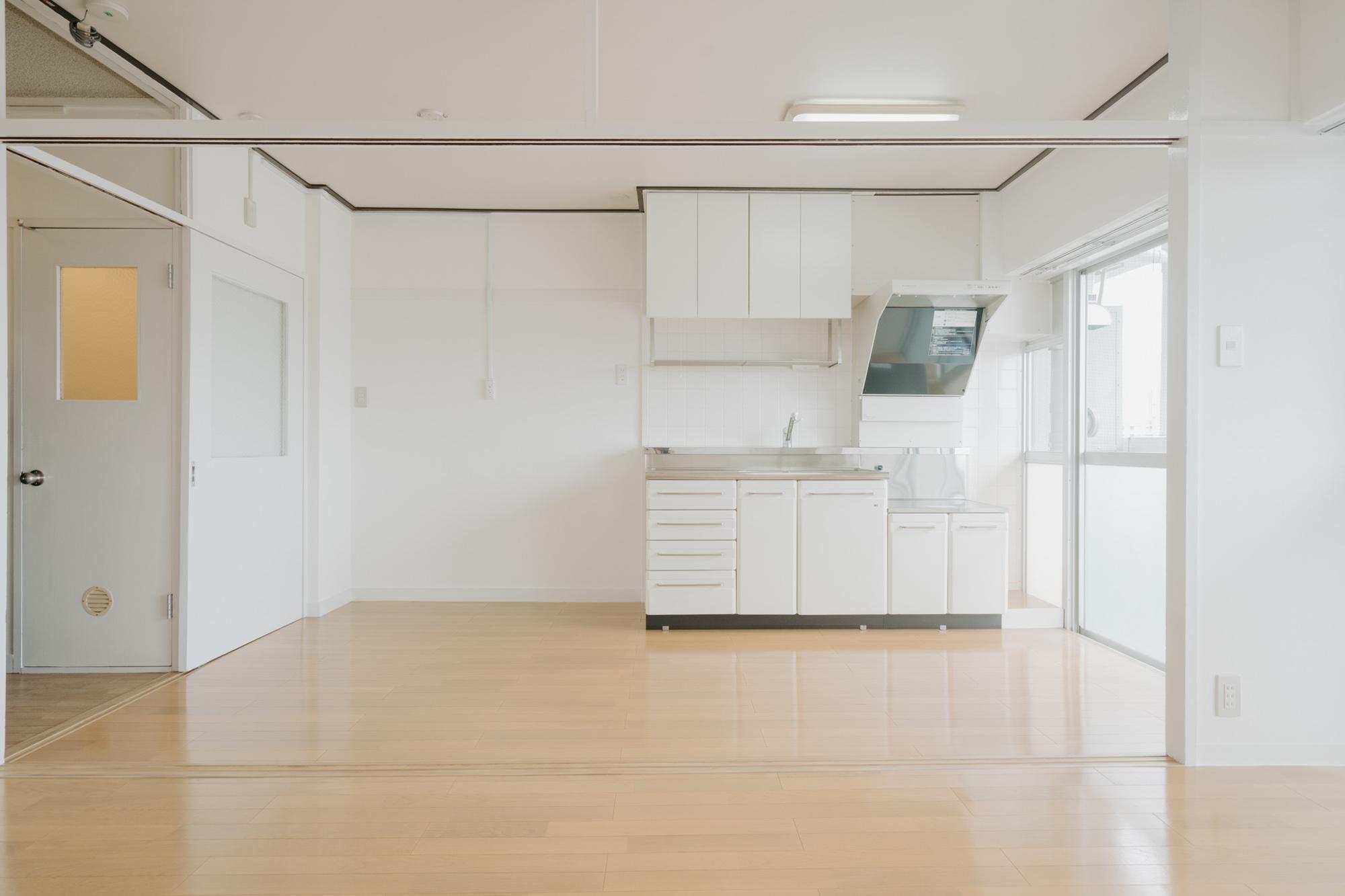 23区内の穴場、UR賃貸住宅「高島平」。和室や襖、レトロさも味のある団地の2DKで「してみたかった暮らし」を描いてみませんか?