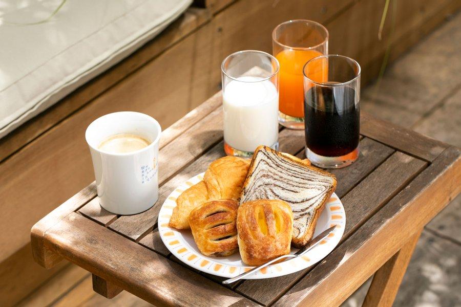 毎日健康的な生活を!朝食が無料のホテルまとめ