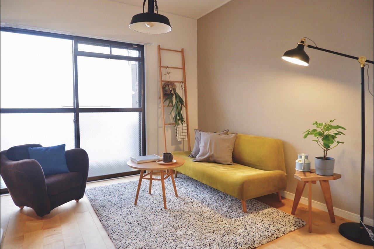 「舟入本町」電停から徒歩2分、グッドルームのオリジナルリノベーション賃貸TOMOSのお部屋が誕生しました!