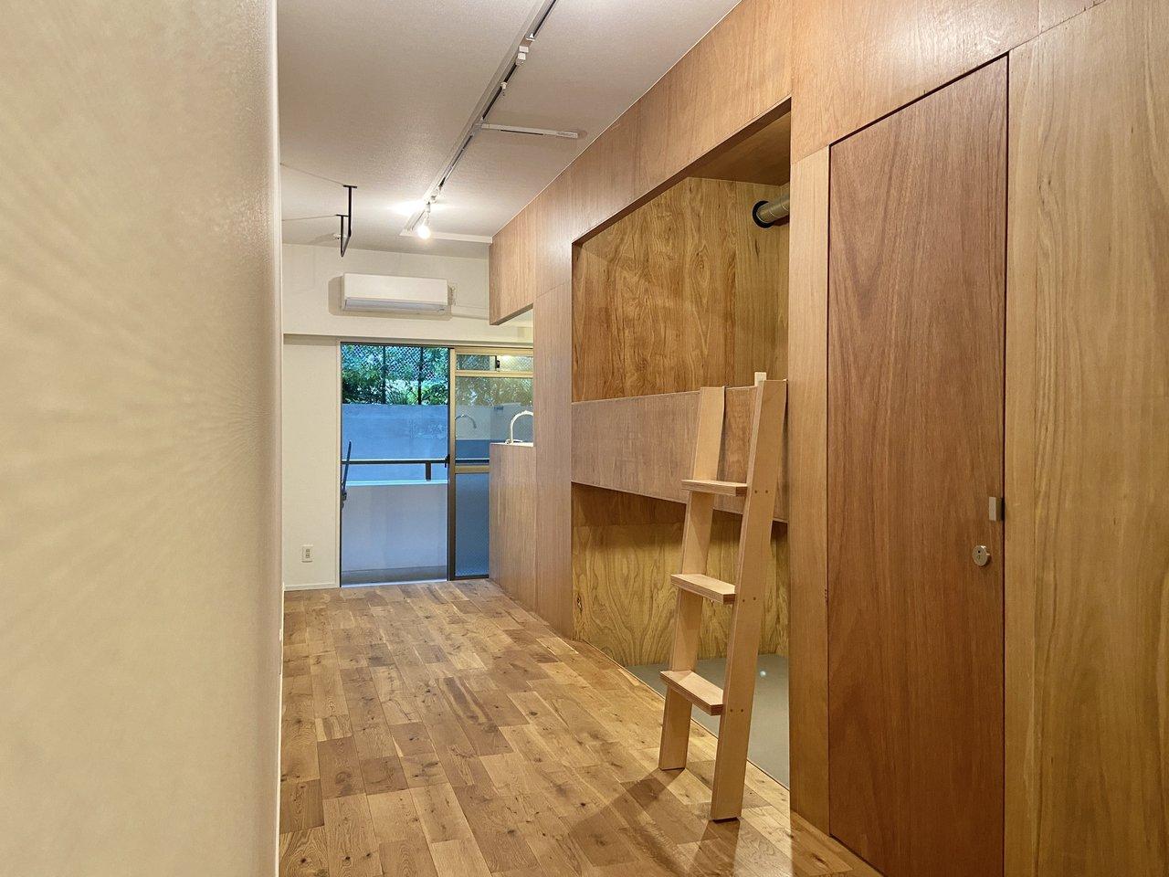 グッドデザイン賞受賞!共有キッチンや屋上も魅力的な、成増のリノベーションワンルームをご紹介します