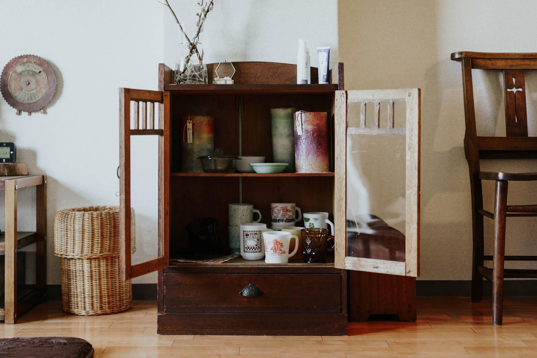 おしゃれなリビング&キッチンに「ゴミ箱」をなじませる、10コの実例まとめ